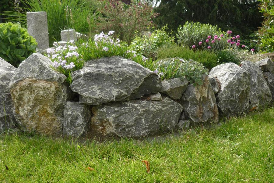 vorgarten abgrenzung steine – sweetmenu,